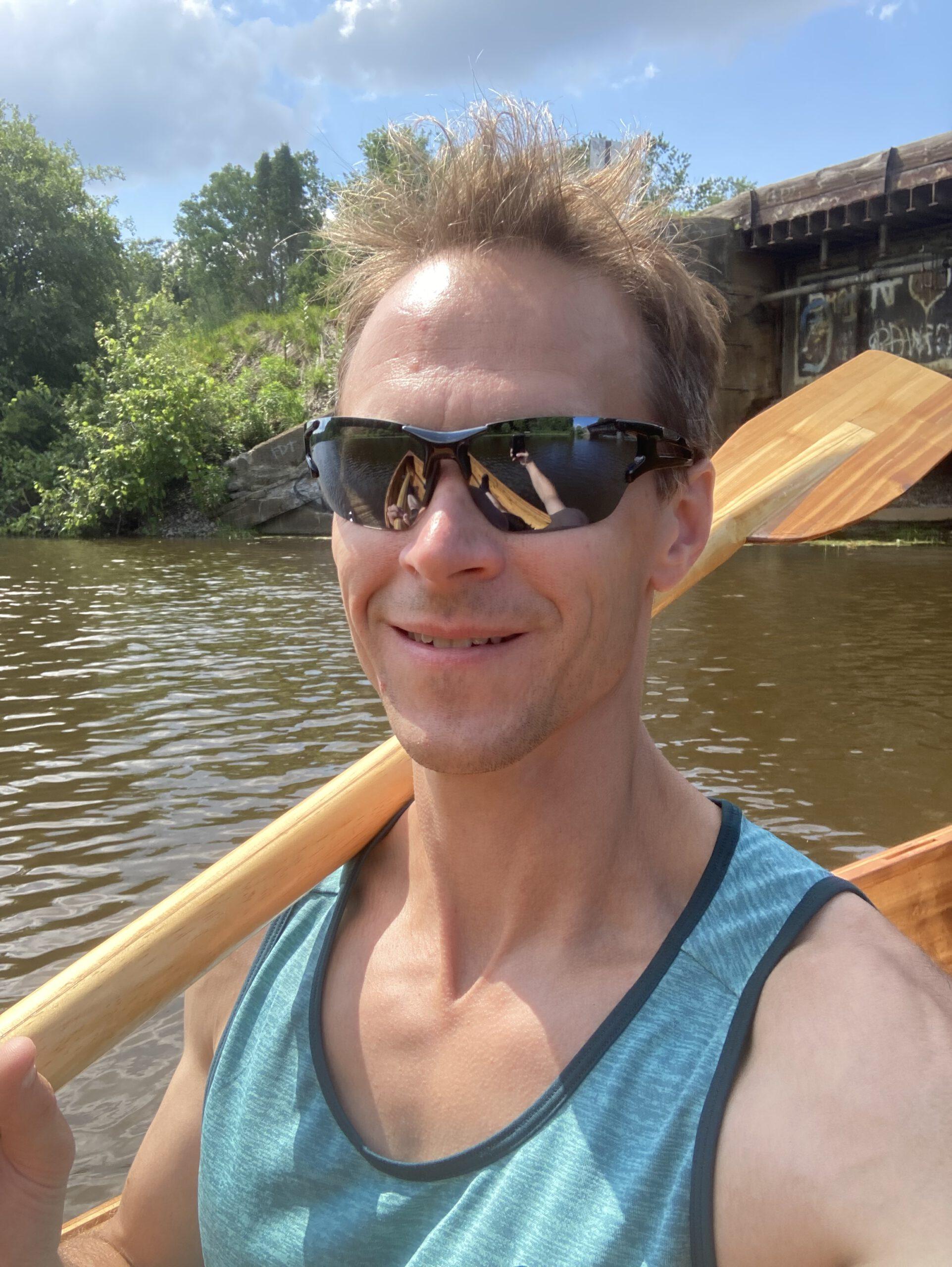 My Canoe Needs a Paddle